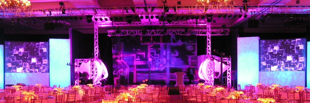 special event lighting NYC