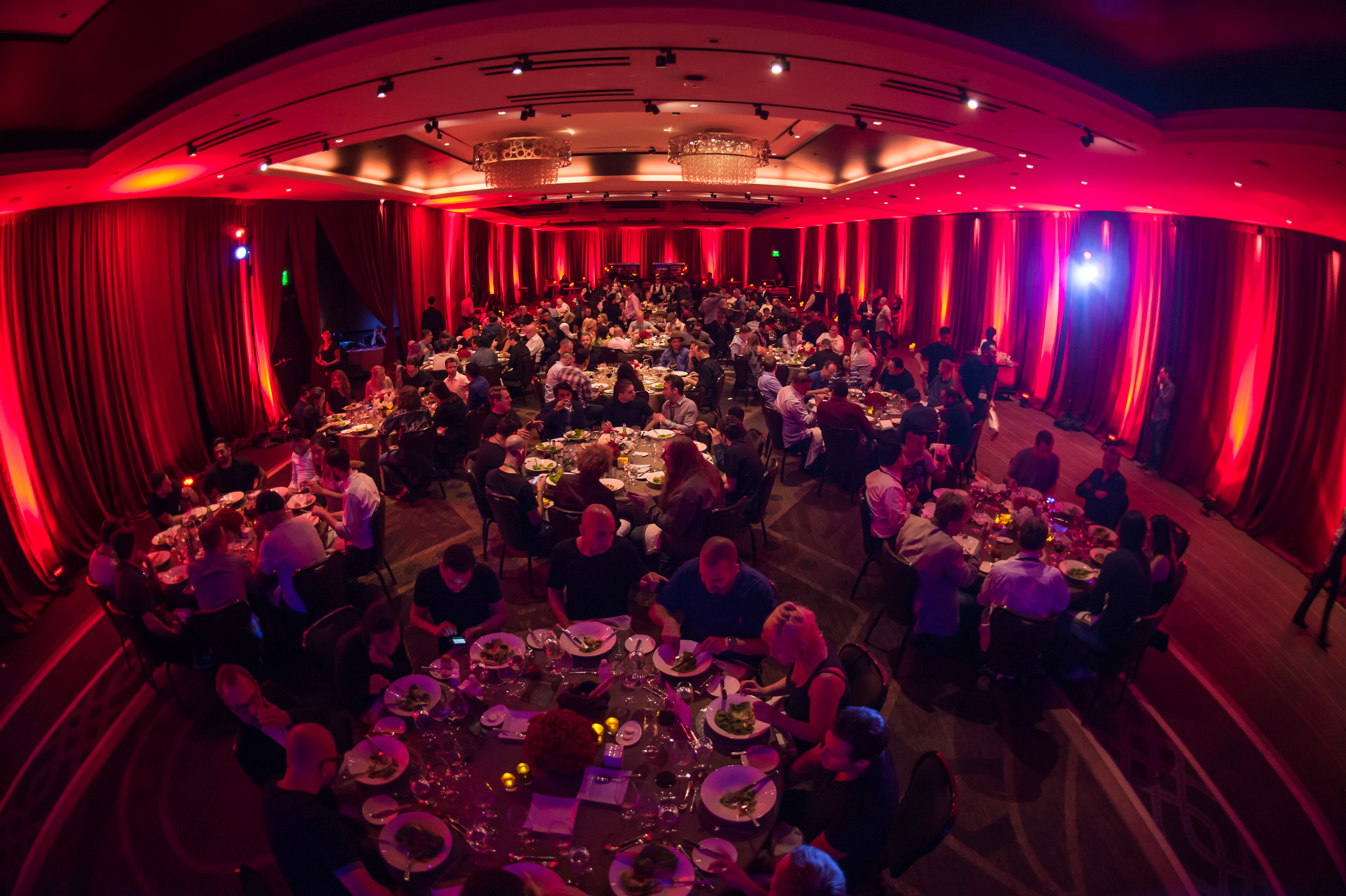 Event Lighting: How to Wow Your Audience