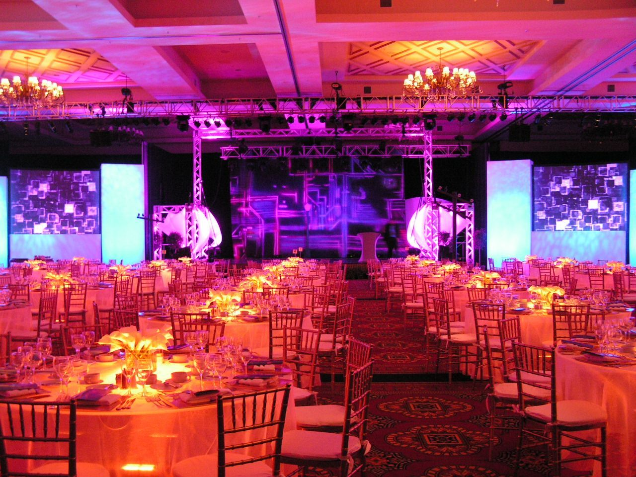 Special Event Lighting in NYC: Secrets of the Trade