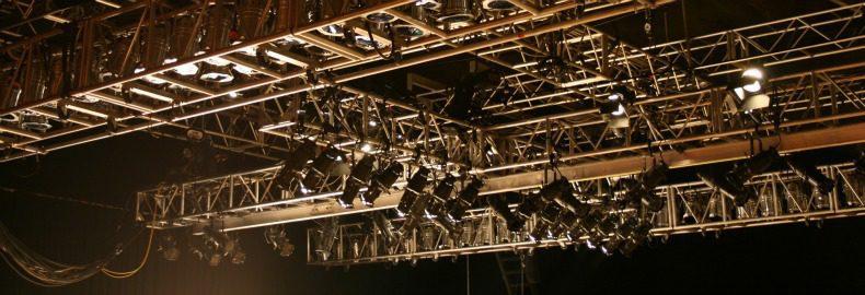 stage lighting rental