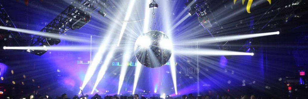 event lighting NYC